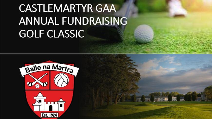 Castlemartyr GAA Golf Classic 2021