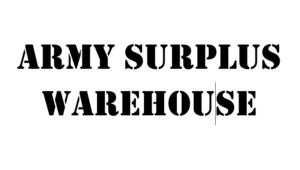 Army surplus Midleton